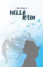 Hello, Rain! by nikarakasiwi