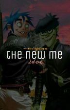 The New Me • 2D x Murdoc by -wispina