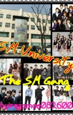 SM University:The SM Gang by rezamae082600