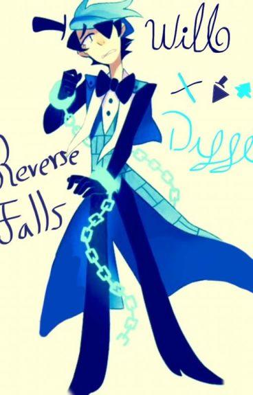 /:/Reverse Falls (Will(Bill) x Dipper) YAOI/:/