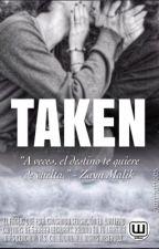 Taken (Zayn Malik) [En edición] by ziamtattoos