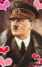 Hitler x Artist Reader! by Potatoandwombat