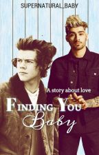 Finding you, baby by Supernatural_baby