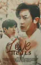 찬백: Love Heals by periwinklechanbaek