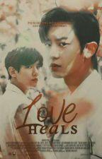 찬백: Love Heals by periwinklechanbaek