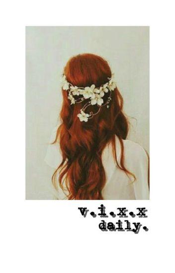 VIXX Daily   boyxboy