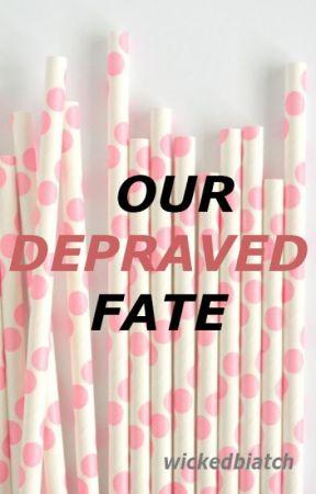 Our Depraved Fate [ Jeonghan/SVT ] by wickedbiatch