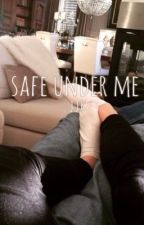 Safe under me | Jungkook by Yeoliewolf