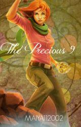 The Precious 9 I✔ by Maiya112002