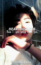 Heartbreaker by asdfghjsjh