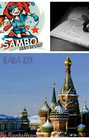 BLABLA book by BiankaHeaven