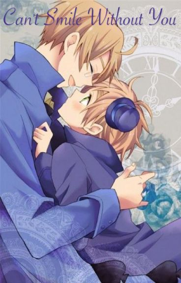 Can't smile without you (Hetalia cardverse UsUk)