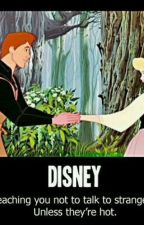 Disney Logic by -Fandom_Freak-