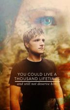 Peeta and the Hunger Games by ChrisMut1996