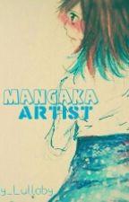 Mangaka Artist by Lullamie