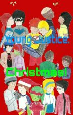 Young Justice: Christmas by Lizardgurl