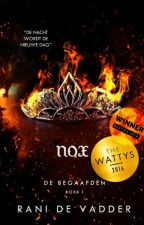 NOX - De Begaafden by Rani1999