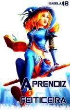 Aprendiz Feiticeira by Isabela48