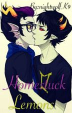 Homestuck Lemons by nightwolfK9