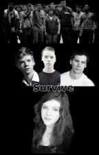 Survive [Newt, Gally, Thomas y tú] by lau_salinas