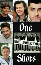 One Shot ♡ One Direction by dayandnight-dreamer