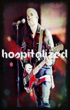 Hospitalized - Pete Wentz x reader by regionalatstucky