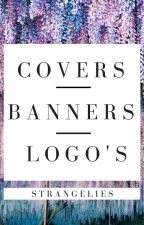 Covers, Banners, and Logo's. by strangelies