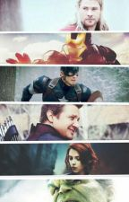 Chatting with the Avengers by MaximoffUniverse