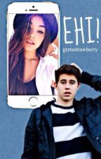 Ehi! ✍ nash grier by gretastrawberry