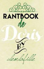 Rantbook de Doris by doriles