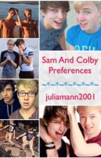 Sam and Colby Preferences by juliamann_