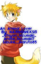 KakaNaru: An Animal Lover by RLC_Club
