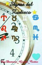 Signos del Zodiaco by Damaris_Gomez_Cortes