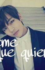 Pideme Lo Que Quieras (V & tu) by KimHaHoon_San