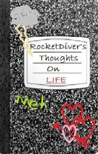 THOUGHTS + BITS by RocketDiver
