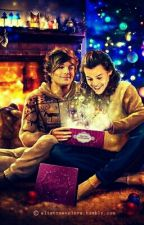 christmas texting / larry by RainbowBearss
