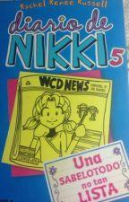 Diario de Nikki 5. by Shanon-Villamizar