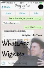 WHATSAPP (wigetta) by SinCafeSinTi