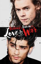 Nothing's Fair In Love And War | Zarry by magensta