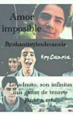 """""""Amor Imposible"""" CD9 , Jos Canela by shantistylesdecanela"""