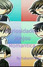 Curiosidades: Junjou Romantica by SakamiTzuki