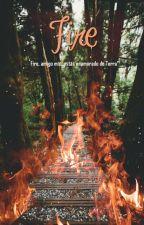 Fire-Rubelangel|| One-Shot by adri_universe