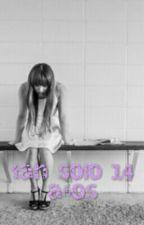 Tan solo 14 by AlejandraGenessisHer