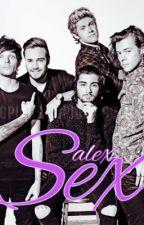 Sex • One Direction Smut by alexstrxsza