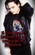 El Chico Que Se Escabulle Por  La Ventana De Mi Habitación-- Gerard way y tu :3 by MyRomanceQuimico