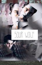 Sour Wolf (Sterek & Thiam) by newtmastrash123