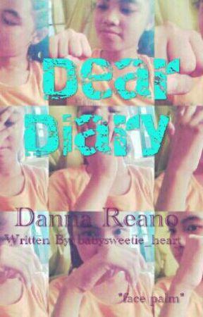 Dear Diary. *Face Palm*✋ by babysweetie_heart