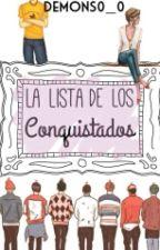 La lista de los conquistados by Demons0_0
