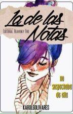 La de las notas.© by KarolGOlivares