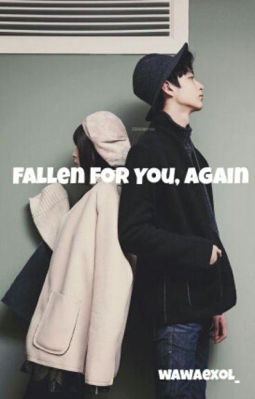 Fallen For You, Again (Mingyu Seventeen Fanfic)